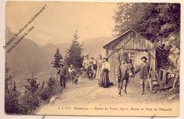 Chamonix - Chalet Du Trois - Route Du Plan De L'Aiguille - Chamonix-Mont-Blanc