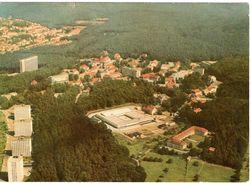 DE-SL: HOMBURG: Universitätskliniken - Luftaufnahme - Saarpfalz-Kreis