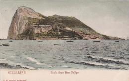 Gibraltar The Rock From San Felipe - Gibraltar