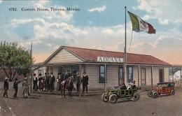 Mexico Tijuana The Custom House