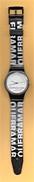 ADVERTISEMENT WATCHES - QUEBRAMAR TEAM 2005 / 01 (PORTUGAL) - Advertisement Watches