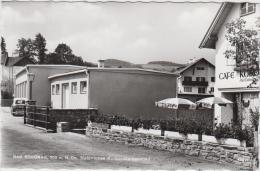 AK - BAD SCHÖNAU - Kohlensäurebad 60er - Wiener Neustadt