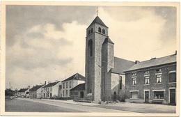 Nalinnes NA3: L'Eglise Et La Place Des Haies - Ham-sur-Heure-Nalinnes