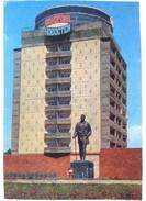#158  TAJIKISTAN TASHKENT - Hotel ''Panorama'' And Monument To Gorky - 1977 Used - Tajikistan