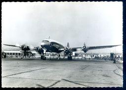 Cpsm  Lockheed Constellation En Service Sur Les Lignes Air France  SEP17-37 - 1946-....: Ere Moderne