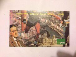 1991 Booklet Dublin European City Of Culture - Libretti