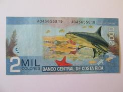 Costa Rica 2000 Colones 2013 Banknote - Costa Rica