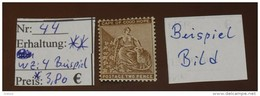 Cap Of A Good Hope  Michel Nr:   44   ** Postfrisch MNH  #4581 - Cape Of Good Hope (1853-1904)