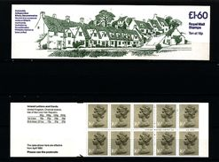 GREAT BRITAIN - 1983  £ 1.60  BOOKLET  ARLINGTON ROW   LM  MINT NH  SG FS 3a - Booklets