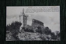 """ROUSSON  Près ALAIS, Vieux Château Fort """" Des Quatre Fils AYMON"""". - Alès"""