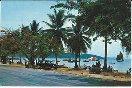 Thailand Via Macedonia Yugoslavia.nice Stamp - Thailand