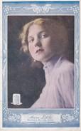 ANNA LITTLE - Actors
