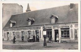 """ETREUX --Le  """"CAFE Des TOURISMES """" (Epicerie , Pompe AZUR ) - Frankreich"""