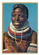 SOUTH AFRICA - Ndebele Woman, Ethnic / Völkerkunde, 1966 - Sudáfrica
