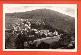 NEL-30  La Louvesc Vue Générale Et Mont Chaix.  Circulé 1955 - La Louvesc
