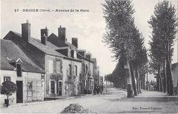 DECIZE --Avenue De La Gare - Decize