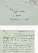 Feldpost Mit Inhalt - 1942 (30785) - Briefe U. Dokumente