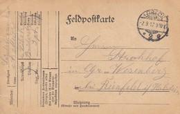 Feldpost - 1917 (30788) - Duitsland
