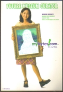 Carte Postale - édition Hotstamp - Future Museum Curator (La Joconde) Mybytes.com - Publicidad