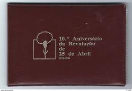 Portugal - 25 Escudos (25$00) 1984 Blister - UNC - Portugal