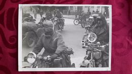 PHOTO ANCIENNE - MOTO - AUTOMOBILE - VOITURE DE COURSE - SPORT - Automobile