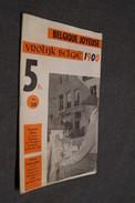 Expo 58,Exposition Bruxelles 1958,programe,Belgique Joyeuse,Guide Officiel,original - Programmes
