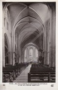 CPA Paris - Église St. Pierre De Montmartre - La Nef (30797) - Kerken