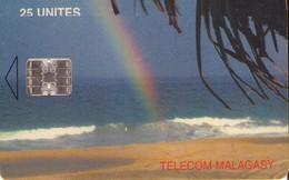 TARJETA TELEFONICA DE MADAGASCAR. (436) - Madagascar