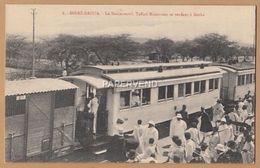 Ethiopia   DIRRE - DAOUA Le Dedjazmatch Taffari Makionnen Rendant A Gotha Haile Selassie    Eth8 - Ethiopia