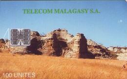 TARJETA TELEFONICA DE MADAGASCAR. (441) - Madagaskar