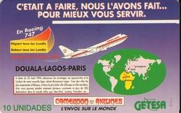 TARJETA TELEFONICA DE GUINEA ECUATORIAL. (446) - Equatorial Guinea