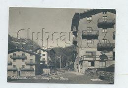 Valtournenche (Italie, Val D'Aoste) : Albergo Mont Fleury En 1950  GF. - Italia