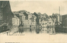 CHARLEROI - La Sambre En Aval Du Deversoir - Charleroi