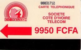 TARJETA TELEFONICA DE COSTA DE MARFIL. (430) - Ivory Coast