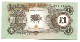 Biafra One Pound Banknote - Other - Africa