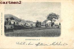 BORSELLI ITALIA 1900 - Italia