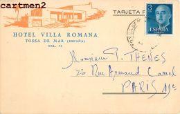 TOSSA DE MAR HOTEL VILLA ROMANA ESPANA - España