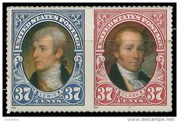 Etats-Unis / United States (Scott No.3856a - Expedition / Lewis & Clark / Expedition)+ [**] Pair - Unused Stamps