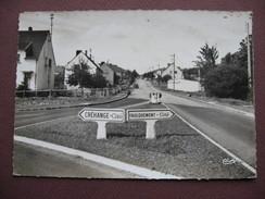 CPA CPSM PHOTO 57 FAULQUEMONT Entrée Des Cités 1962 - Faulquemont