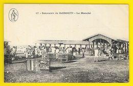 DJIBOUTI Le Marché Souvenir - Gibuti