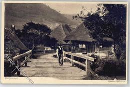 51105171 - Schwarzwaldhaeuser No.65 , Dorfbruecke - Hochschwarzwald