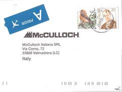 LETTERA X ITALIA - Covers & Documents