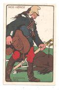 Militaire Nos Héros-(C.1280) - Patriotiques