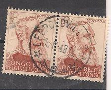 CONGO BELGE 276 LEOPOLDVILLE - Belgisch-Kongo
