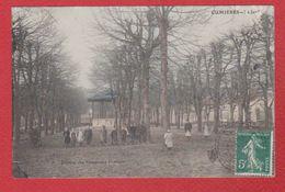 Cumières   / Le Jardin / Abimée En Bas à Gauche - France