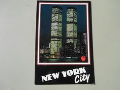 ETATS-UNIS NY NEW YORK CITY  THE WORLD TRADE CENTER AND THE NEW WORLD FINANCIAL CENTER - World Trade Center