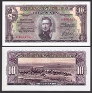 Uruguay - 10 Peso 1939 UNC - Uruguay