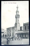 Cpa  D' Egypte Port Said Mosque   SEP17-38 - Port Said