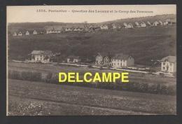 DD / 25 DOUBS / PONTARLIER / QUARTIER DES LAVAUX ET LE CAMP DES PAREUSES - Pontarlier