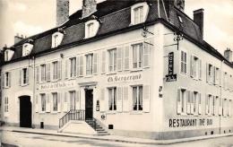 CHABLIS  HOTEL DE L'ETOILE  CH.BERGERAND - Chablis
